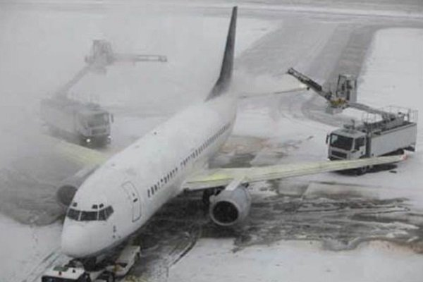 Tehran airports restore normal conditions after snow shock