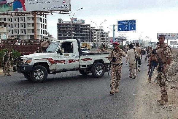انفجار خودروی بمب گذاری شده در شهر المعلا در یمن