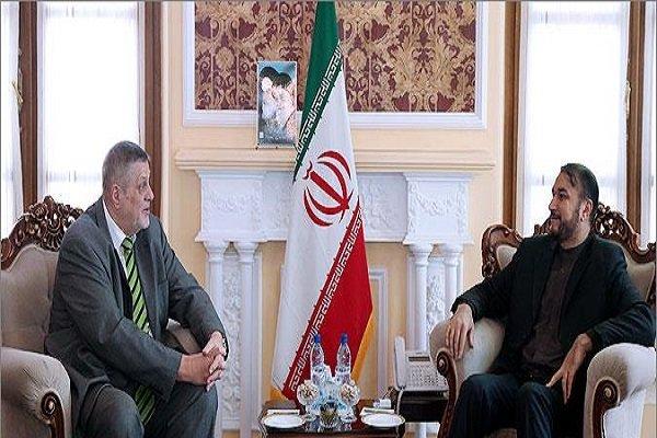 عبداللهيان: اتهام ايران بالتدخل في الشؤون اليمنية لا أساس له من الصحة