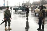 صدای انفجاری مهیب در کابل شنیده شد