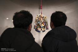 نمایشگاه آثار علی اکبر صادقی