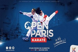 Iranian karate fighters bag 2 golds, 5 bronzes at Paris tourney