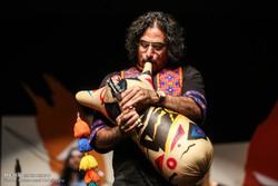 واکنش رسانه اسپانیایی به نوازنده نی انبان ایرانی