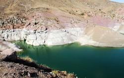 کاهش ذخیره آب سد ستارخان اهر