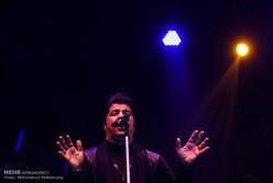 بهنام بانی در برج میلاد تهران کنسرت می دهد