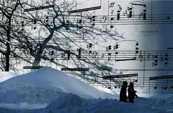 موسیقی های زمستانی - رادیومهر
