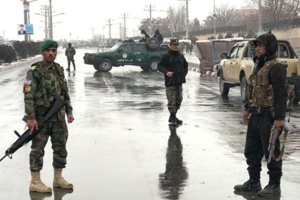 DEAŞ Kabil'de bir askeri okula saldırdı