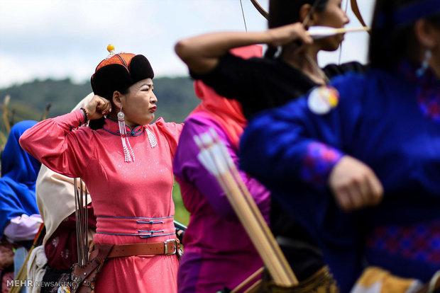 Malezya'da geleneksel okçuluk yarışı gerçekleşti