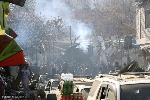 کابل میں خودکش حملے میں ایک شخص ہلاک اور 4 زخمی