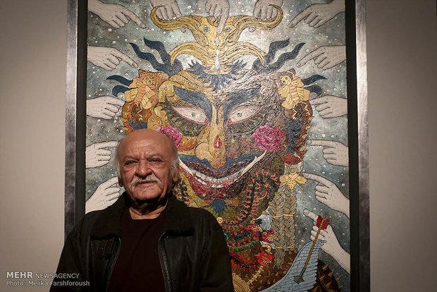 خاک ایران سرمه چشمانم است/ عباس کیارستمی به من خیانت نکرد