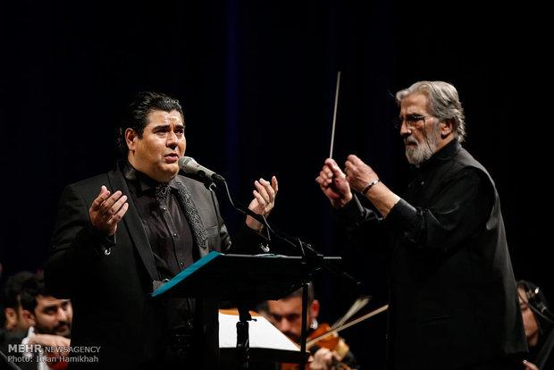 ارکستر ملی ایران به آذربایجان می رود