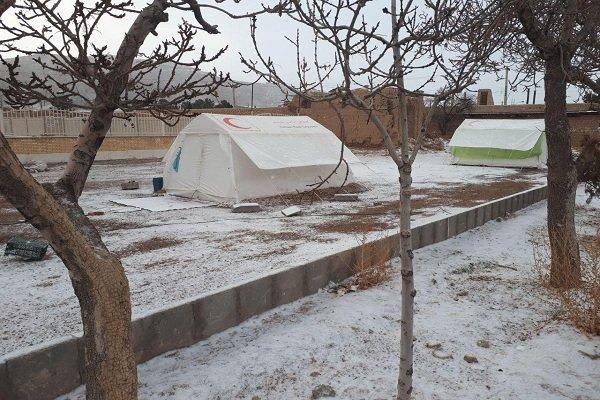 ۳۹ روز چادرنشینی در سرمای شدید کوهستان/ خیران ورود کنند