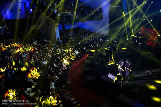 صدور ۱۲۳ مجوز کنسرت طی سه ماه در تهران/ پاپ بیشترین سهم را دارد
