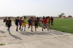مسابقات دو و میدانی دانشآموزان در بردخون برگزار شد