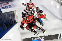 مسابقات اسکیت روی یخ در آمریکا