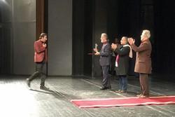 نمایش«لیلی و مجنون» ۷ جایزه در جشنواره بینالمللی تئاتر فجر کسب کرد