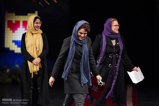 36. Fecr Tiyatro Festivali'nin kapanış töreninden kareler