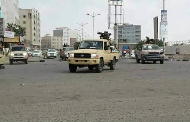 وقوع ۲ انفجار و درگیری مسلحانه در عدن