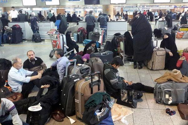 تمام مسافران ورودی از چین در فرودگاه معاینه و کنترل میشوند
