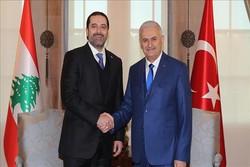 Başbakan Yıldırım Lübnanlı mevkidaşıyla görüştü