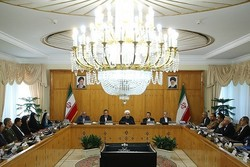 Iranian cabinet of ministers reviews Europe's package