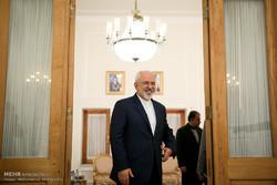 دیدار ظریف با معاون دبیر کل سازمان ملل متحد