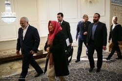 Zarif, UN Under-Secretary meet in Tehran