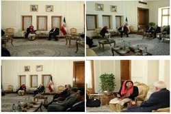 Zarif meets with head of UNESCAP in Tehran
