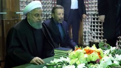 Nation backs Islamism, Republicanism despite foreign pressure: Rouhani