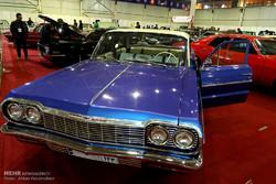 نمایشگاه اتومبیل و موتورسیکلتهای کلاسیک و خودروهای آفرود