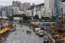 منطقه «وان چای» در هنگ کنگ خالی از سکنه شد/احتمال وقوع انفجار