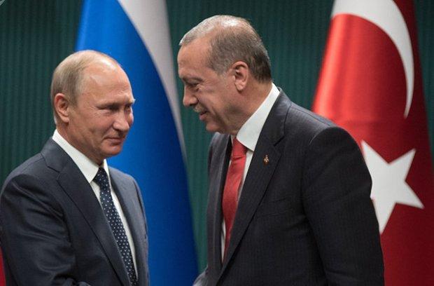 Putin, Erdogan express satisfaction with results of Sochi Congress on Syria