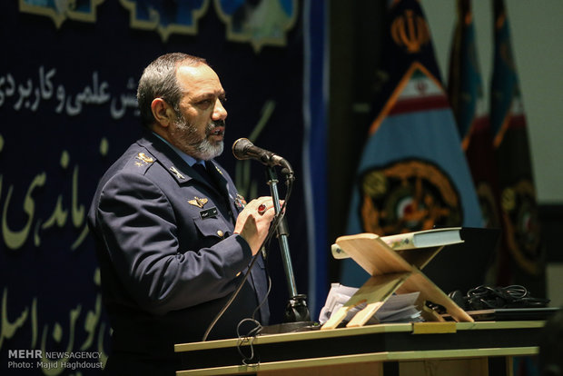 Iran's Air Force planning to use more drones: cmdr.