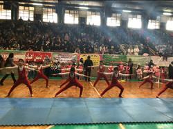 مشاركة 500 طفل في مهرجان الجمباز للجميع في طهران