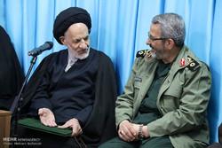 سفر سردار غلامحسین غیبپرور رئیس سازمان بسیج مستضعفین به بیرجند