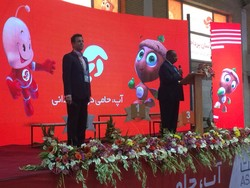 افتتاحیه دوومیدانی داخل سالن آسیا