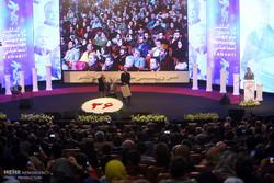 مراسم افتتاحیه سی و ششمین جشنواره ملی فیلم فجر