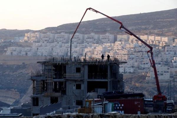 فلسطین میں یہودی آباد کاروں کے لئے 610 مکانوں کی تعمیر کی منظوری