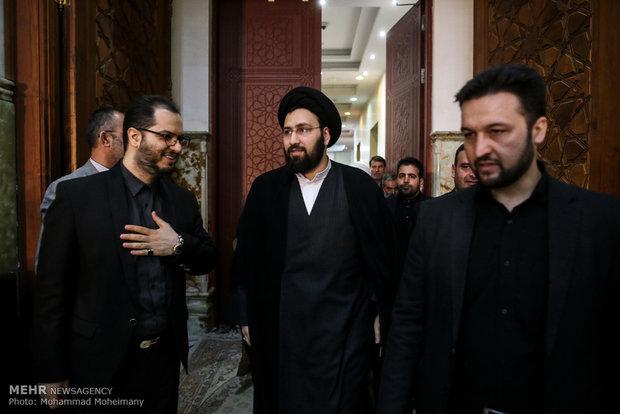 Commemoration of anniv. of Imam Khomeini's return from exile