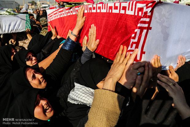 استان فارس میزبان شهید تازه تفحص شده دوران دفاع مقدس
