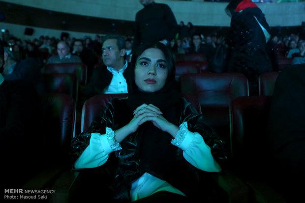 مراسم افتتاحية مهرجان فجر السينمائي