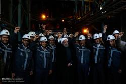 سفر رئیس جمهور به کرمان