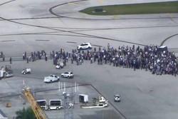 تخلیه فرودگاه چارلزتون آمریکا در پی کشف یک بسته مشکوک