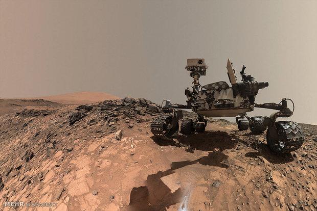 ایرباس کاوشگر مریخ طراحی می کند