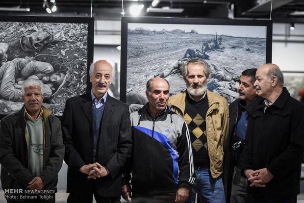 نمایش 100 عکس دیده نشده از جنگ عراق علیه ایران