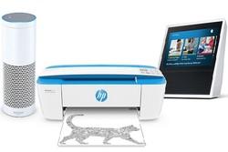 چاپگر قابل کنترل با صدا هم عرضه شد