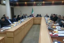 نشست ستاد سرمایه گذاری استان کرمانشاه