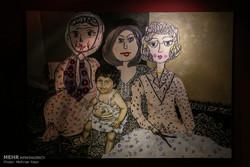 فعاليات معرض مهرجان فجر الدولي للفنون التشكيلية