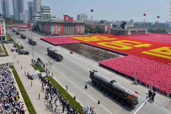 شمالی کوریا کا جوہری میزائلوں کی تیاری کا سلسلہ جاری