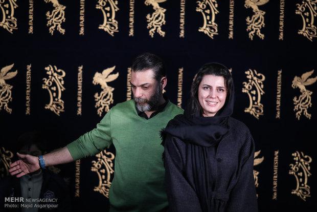 دومین روز از سی و ششمین جشنواره فیلم فجر